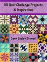 101 Quilt Challenge Projects & Inspirations
